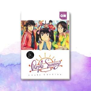 Grey & Jingga : Purple Sunday Komik Reon oleh Sweta Kartika