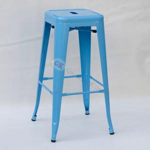 Kursi bar cafe besi tinggi/ stool