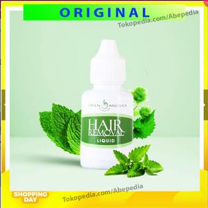 GREEN ANGELICA PERONTOK PENGHILANG BULU PERMANEN HAIR REMOVAL