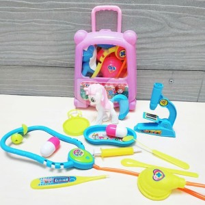 Mainan Koper Dikter Little Pony