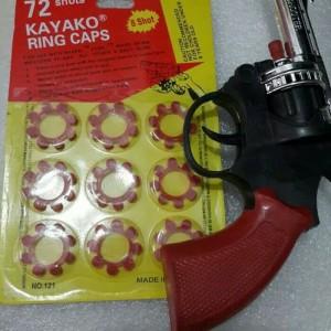Mainan Tembakan Domplis Dompis Set