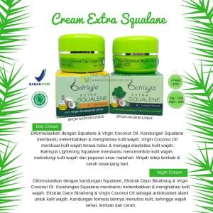 Extra Squalane Cream Batrisyia Herbal/Cream Extra Squalane Batrisyia
