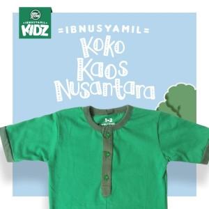 Koko Kaos Nusantara mirip koko nussa KONUSS-01