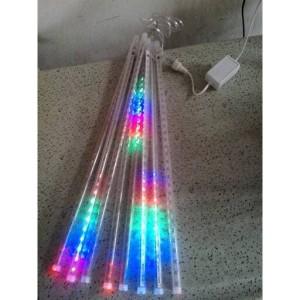 Lampu Meteor Tirai 50cm warna-warni