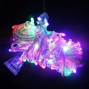 LAMPU TUMBLR/ NATAL LED WARNA WARNI RGB