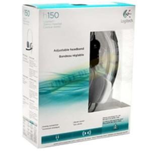 Stereo Headset LOGITECH H150 - RESMI