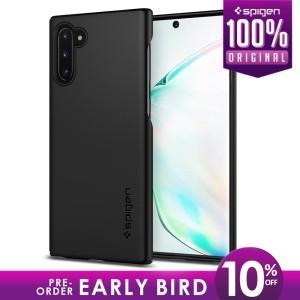 Case Galaxy Note 10 Plus / Note 10 Spigen Hardcase Thin Fit Casing