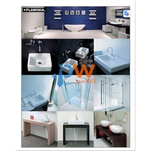 coll 3d models flaminia bathroom collection - Model 3D Flaminia Kamar