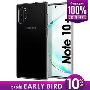 Case Galaxy Note 10 Plus / Note 10 Spigen Softcase Liquid Crystal