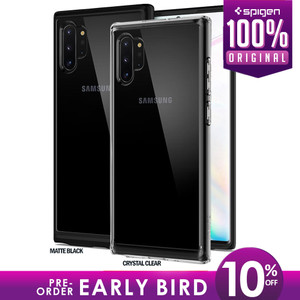 Case Galaxy Note 10 Plus / Note 10 Spigen Ultra Hybrid Anti Crack
