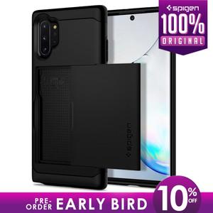 Case Galaxy Note 10 Plus / Note 10 Spigen Card Slot Slim Armor CS