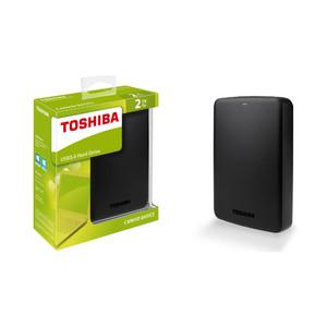 "Toshiba Canvio Basic 2TB - HDD / Harddisk External 2.5"""