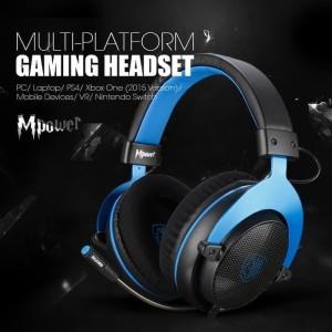 Sades M-Power - Sades MPower Multi Platform Gaming Headset Headphone
