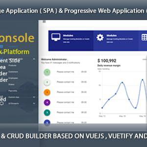 Sximo Console - Alat Pengembangan Web dan Mobile .