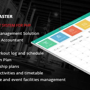 Gym Master - Sistem Manajemen Gym