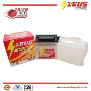 Aki Basah Motor Suzuki Rc100, Satria R 2 tak, Cristal, Bravo GM5Z ZEUS