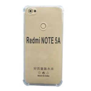 Case Jelly Anti Crack For Xiaomi Redmi note 5a