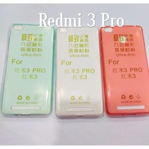Case Jelly For Xiaomi Redmi 3 Pro