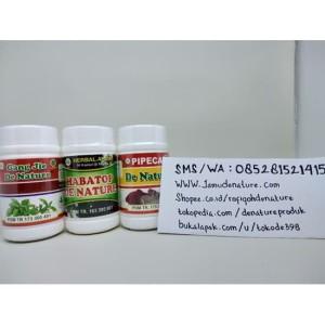 Obat Kapsul Herbal Varikokel De Nature