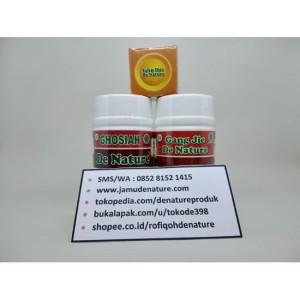 Obat Sipilis/Gonore/Kencing Nanah Herbal Alami De Nature