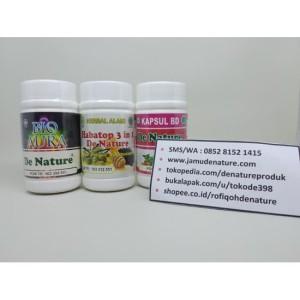 Obat Kecanduan Narkotika Herbal De Nature