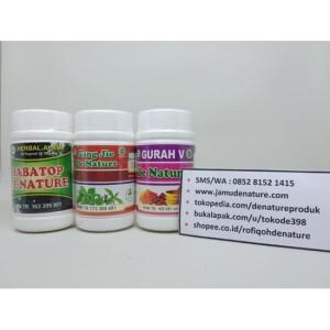 Obat Keputihan wanita Gatal Berbau Busuk Berlendir De Nature Herbal