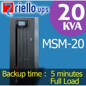 UPS RIELLO MSM-20