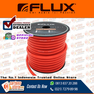 Power Cable Flux FAP 4 AWG Cartens-Store.Com
