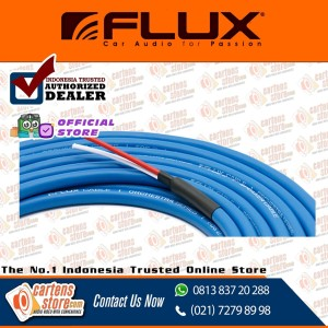 Kabel Speaker Flux FOS-2 5 Meter By Cartens Store