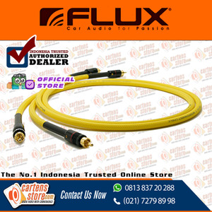 Kabel Interconnect Flux FSS-20iS By Cartens Store