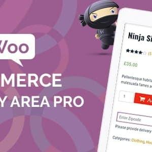 Area Pengiriman WooCommerce Pro