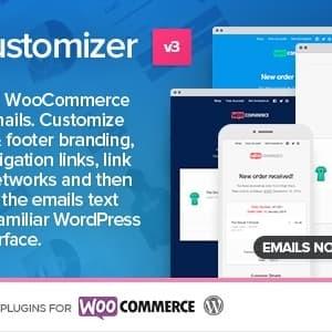 Penyesuai Email untuk WooCommerce.