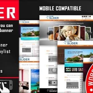 All In One Slider - Plugin WordPress Slider Responsif