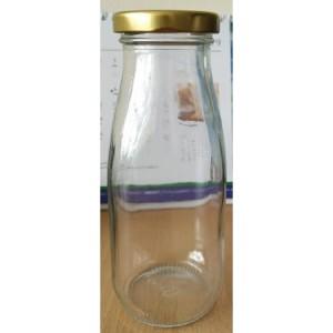 250ml Botol Jus Minuman ( kaca ) : penutup Seng