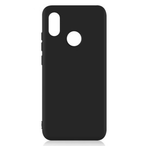 Jelly Case Matte Black For Xiaomi Redmi S2