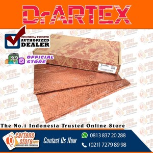 Peredam Suara Dr Artex Iridium 2.0mm By Cartens Store