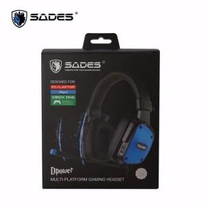 Sades SA-722 D-Power (Dpower) Black Blue