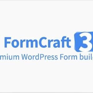 FormCraft - Pembentuk Formulir WordPress Premium.