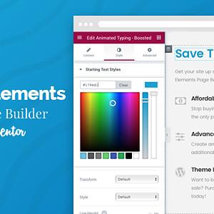 Boosted Elements - Add-on Builder untuk Elementor