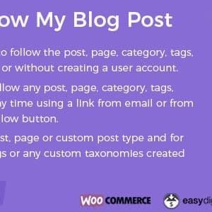 Ikuti My Blog Post WordPress Plugin