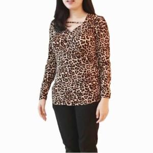 Blouse Macan Bold Pakaian Wanita Branded Original Murah