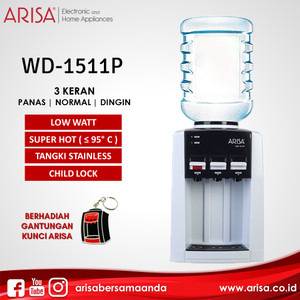 ARISA WD-1511P Dispenser Black