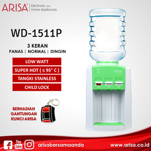 ARISA WD-1511P Dispenser Green