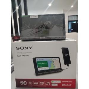 Headunit SONY XAV-AX5000