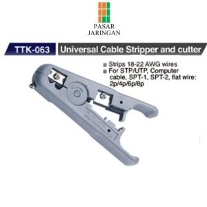 TTK-063 GOLDTOOL UTP Cable Stripper