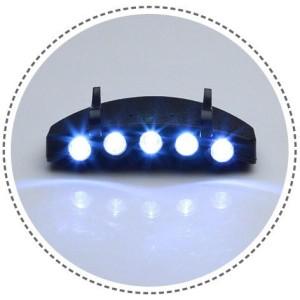 Murah! Laris! TaffLED Senter Klip Topi LED Clip Headlamp