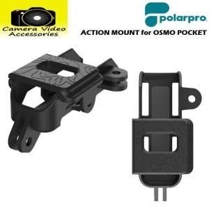 PolarPro Action Mount for Osmo Pocket