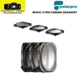PolarPro DJI Mavic 2 Pro Cinema Series Gradient