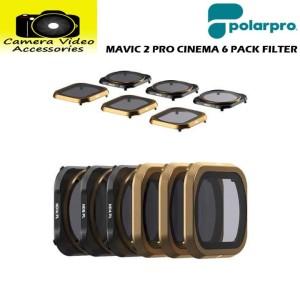 PolarPro DJI Mavic 2 Pro Cinema Series 6-Pack Filter