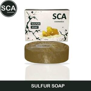 Sulfur Soap SCA Cosmetics